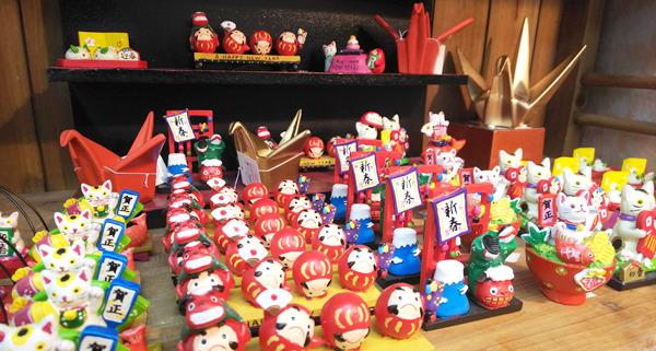 花びし本店-人気の2018年お正月小物